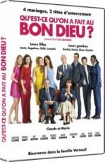 DVD / FILM / Co jsme komu udělali / Qu'est-ce Qu'on a Fait Au Bon
