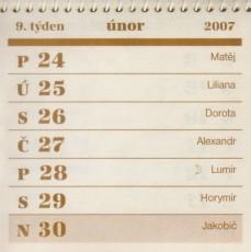CD / Jakobič / 30.v únoru
