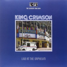 LP / King Crimson / Live At Orpheum / Vinyl