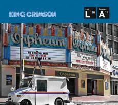 CD/DVD / King Crimson / Live At Orpheum / CD+DVD Audio / Digipack
