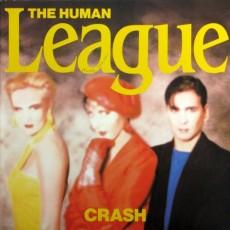 LP / Human League / Crash / Vinyl / Cut Out