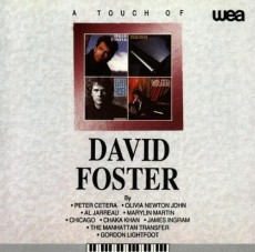 CD / Foster David / Touch Of David Foster
