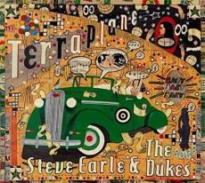 LP / Earle,Steve & Dukes / Terraplane / Vinyl