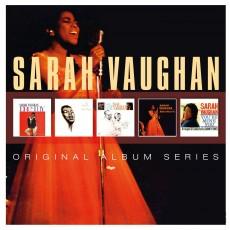 5CD / Vaughan Sarah / Original Album Series / 5CD