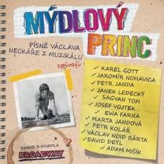 CD / Muzikál / Mýdlový princ