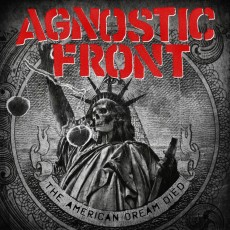 CD / Agnostic Front / American Dream Died