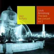 CD / Armstrong Louis / Best Live Concert Vol.1 / Jazz In Paris