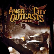 CD / Angel City Outcasts / Let It Ride