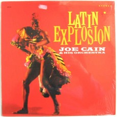 LP / Cain Joe & His Orchestra / Latin Explosion / Vinyl