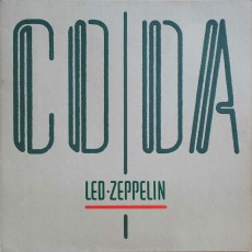 LP / Led Zeppelin / Coda / Vinyl / Remaster 2014