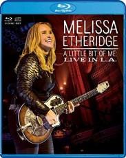 Blu-Ray / Etheridge Melissa / A Little Bit of ME / Live In.. / BRD+CD
