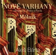 CD / Bárta Aleš / Nové varhany chrámu sv.Petra a Pavla
