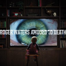 CD/BRD / Waters Roger / Amused To Death / Remaster 2015 / CD+BRD