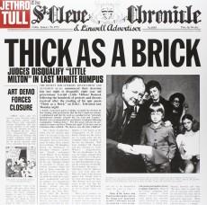 LP / Jethro Tull / Thick As A Brick / Vinyl