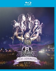 Blu-Ray / Aerosmith / Rocks Donington 2014 / Blu-Ray