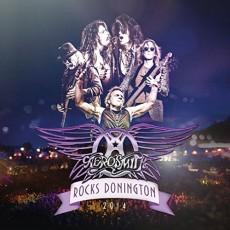 2CD/DVD / Aerosmith / Rocks Donington 2014 / 2CD+DVD