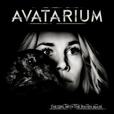 CD / Avatarium / Girl With The Raven Mask