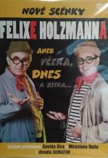 DVD / HUMOR / Nové scénky Felixe Holzmanna / D.Šír a M.Reil