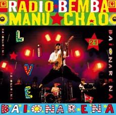 2CD / Chao Manu / Baionarena / Live / 2CD