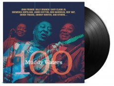 LP / Waters Muddy / Mudy Waters 100 / Vinyl / Gatefold