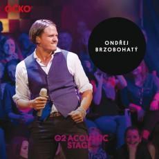 CD/DVD / Brzobohatý Ondřej / G2 Acoustic Stage / CD+DVD