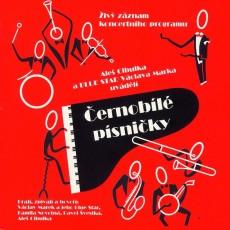 CD / Cibulka Aleš/Blue Star Václava Marka / Černobílé písničky