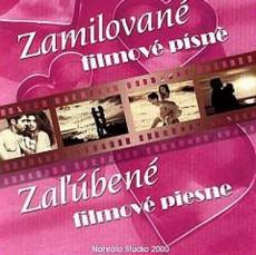 CD / Various / Zamilované filmové písně / Hraje a zpívá studio 2000