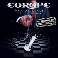 CD/BRD / Europe / War Of Kings / CD+Blu-Ray