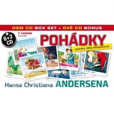 10CD / Andersen H.Ch. / Pohádky / komplet / 10CD
