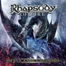 CD / Rhapsody Of Fire / Into The Legend / Limited