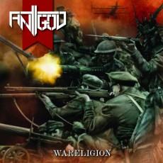CD / Antigod / Wareligion / Digipack