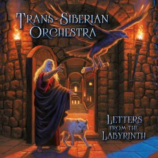 CD / Trans-Siberian Orchestra / Letters From The Labyrinth / Digislee