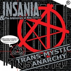 2LP/CD / Insania / Trans-Mystic Anarchy / Vinyl / 2LP+CD / Limited