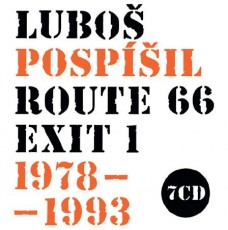 7CD / Pospíšil Luboš & 5P / Route 66 Exit 1 / 1978-1993 / 7CD / Box