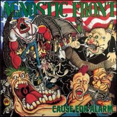 LP / Agnostic Front / Cause For Alarm / Vinyl