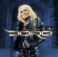 LP / Doro / Love's Gone To Hell / Vinyl / Blue