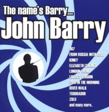 CD / Barry John / Name Is Barry...John Barry