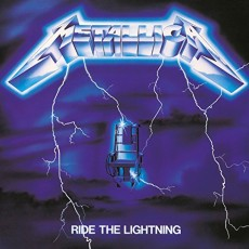 CD / Metallica / Ride The Lightning / Remaster 2016 / Digisleeve