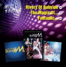 2CD/DVD / Boney M / Rivers Of Babylon / Magic Of / Fantastic / 2CD+DVD