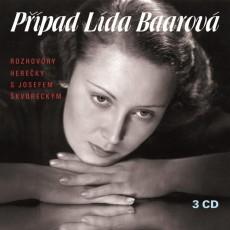 3CD / Baarova Lída / Případ Lída Baarová / Škvorecký Josef / 3CD
