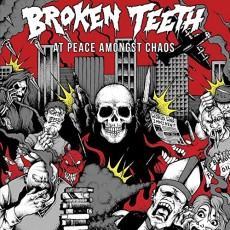 CD / Broken Teeth HC / At Peace Amongst Chaos