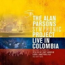 3LP / Parsons Alan Symphonic Project / Live In Colombia / Vinyl / 3LP