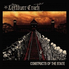 CD / Leftover Crack / Constructs Of The State / Digipack