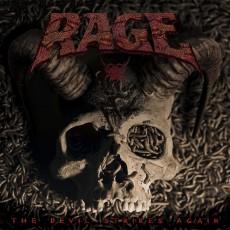 2CD / Rage / Devil Strikes Again / 2CD / Limited / Digibook