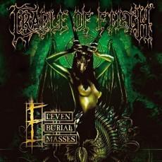 2LP / Cradle Of Filth / Eleven Burial Masses / Vinyl / 2LP
