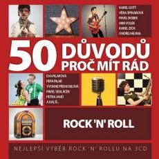 3CD / Various / 50 důvodů proč mít rád Rock'n'Roll / 3CD