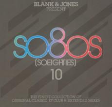 3CD / Blank & Jones / Present:So80s 10 / 3CD / Digipack