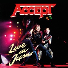 CD / Accept / Live In Japan