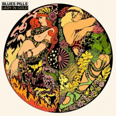 LP/CD / Blues Pills / Lady In Gold / Limited / Vinyl Picture+CD Box