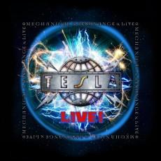 CD / Tesla / Mechanical Resonance Live